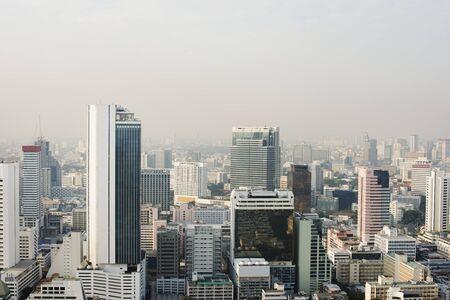 business district: City View Urban Downtown Business District Concept