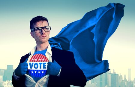 politic: Patriot Patriotic Vote Voting Politic Concept