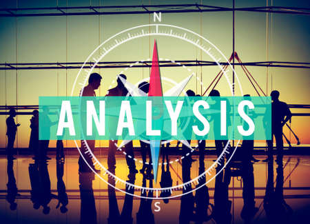 reseach: Analysis Analytics Business Strategy Research Concept
