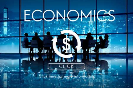 cash cycle: Financial Business Economics Cycle Concept