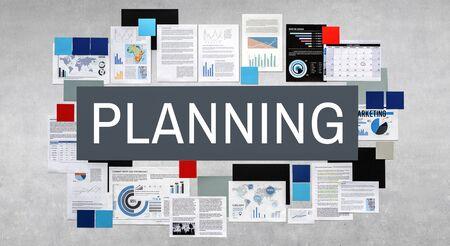 cement solution: Planning Plan Organization Solution Concept