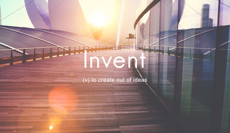 Invent Creative Invention Innovation Ideas Concept
