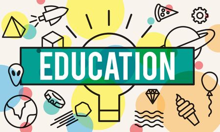 insight: Education Insight Study Learning College School Concept Stock Photo