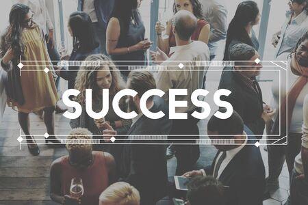 achievment: Success Achievment Mission Development Concept