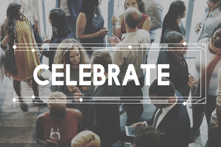 sailling: Celebrate Enjoyment Event Fastive Social Party Concept