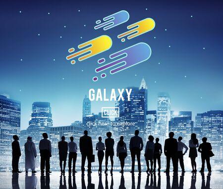 exploration: Galaxy Astronomy Exploration Nebular Concept