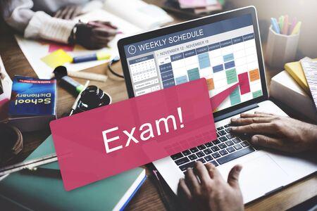 recordar: Examen de la Lista de Planificaci�n Educaci�n Recuerde Concept