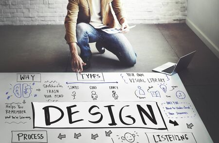 go for: Sketching Visual Notes Design Handwriting Ideas Concept