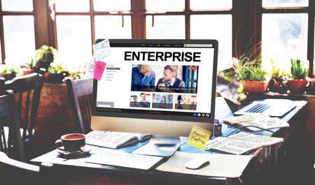 firm: Enterprise Establishment Operation Franchise Firm Concept