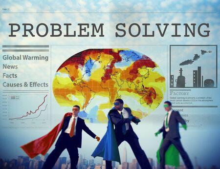 creative force: Problem Solving Method Process Solution Plan Concept