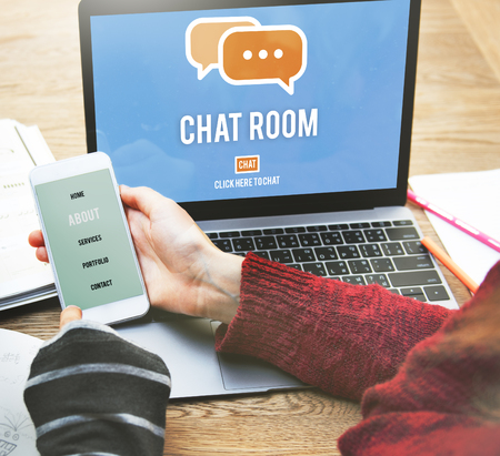 Online personal chat room