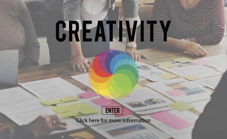 color model: CMYK RGB Colour Colorscheme Creativity Concept