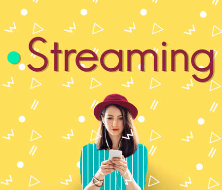 cloud transfer: Cloud Transfer Sync Streaming Data Concept