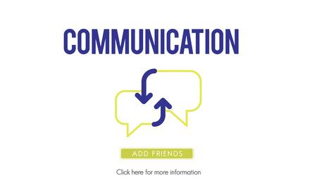 Communication concept Stock Photo