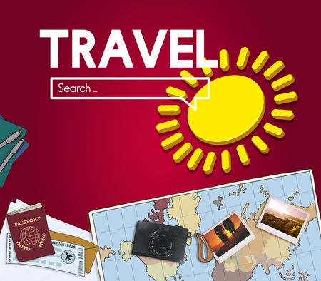 Travel search concept