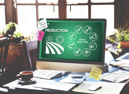 agronomy: Agriculture Harvest Agronomy Cultivation Production Concept
