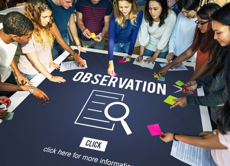 observation: Observation Results Discovery Investigation Concept