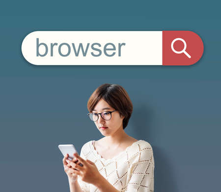 web directories: Browser Search Engine Find Looking Concept