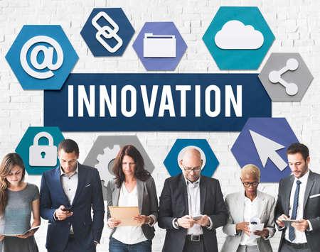 creativity: Innovation Creativity Imagination Ideas Concept