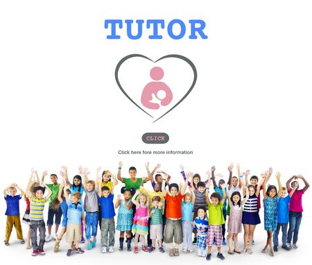Tutor Training Onderwijs Intelligence Studiebegeleiding Concept