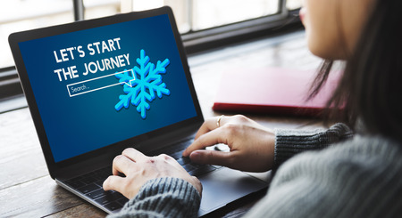 stay home work: Vacation Holiday Voyage Season Journey Concept