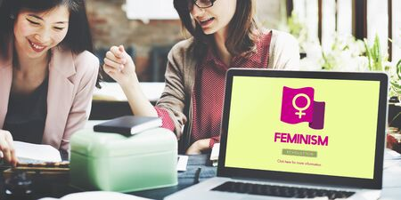 feminism: Feminism Women Rights Independence Revolution Concept