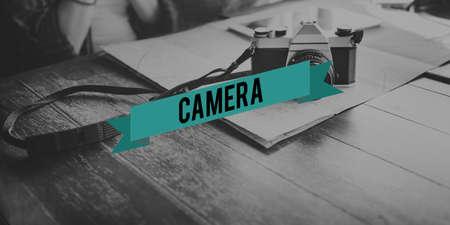 recoger: Recoger la cámara Momentos de memoria Registro Memorizar Concept