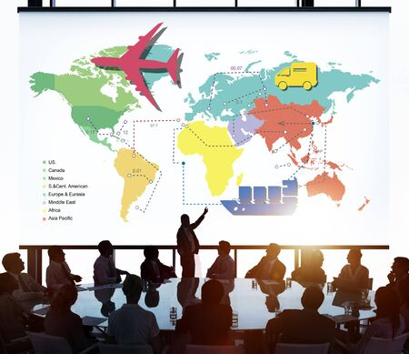 diversity of the region: Travel Travelling Map Route Journey Concept