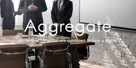 accumulate: Aggregate Assemble Accumulate Gather Unity Concept