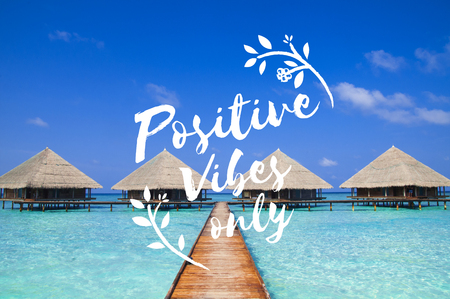 Positive Attitude Motivation Inspiration Thinking Concept