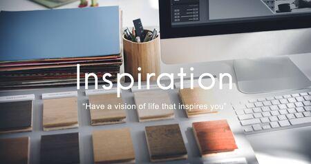 aspirations: Inspiration Vision Aspirations Ability Creative Concept