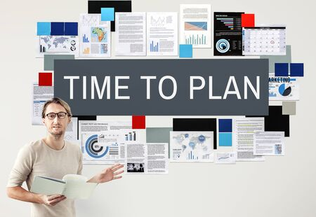 duration: Documents Paperwork Data Information Concept Stock Photo