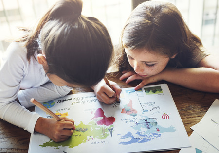 visualise: Friend Friends Friendship Girl Togetherness Concept Stock Photo