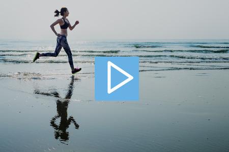 hacer footing: Juega felicidad ocio reconstrucción Actividad Alegría Diversión