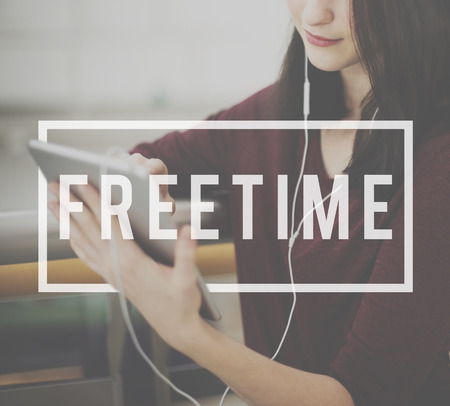 the emancipation: Free Time Freedom Break Emancipated Harmony Relaxation Concept