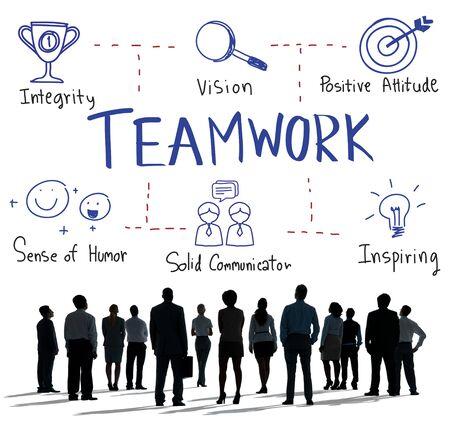 alliance: Teamwork Alliance Collaboration Company Unity Concept