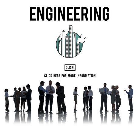 Engineering Create Ideas Occupation Professional Concept Stock Photo