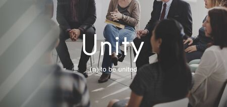 love strategy: Unity Community Connection Cooperation Team Concept