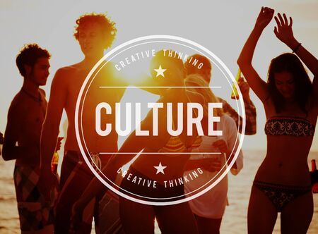 belief: Culture Customs Belief Ethnicity Concept