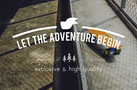 Adventure Explore Discover Journey Trip Concept
