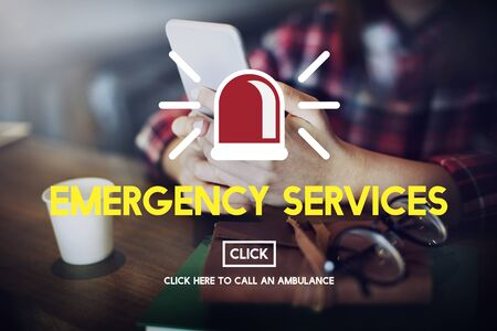 accidental: Emergency Services Accidental Crisis Critical Risk Concept