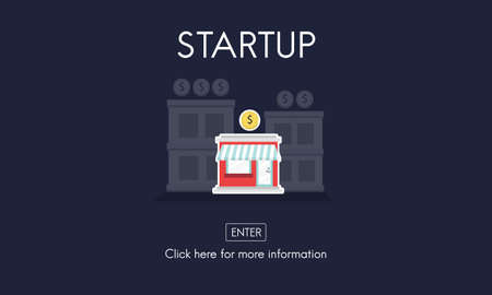 new opportunity: Startup New Business Strategy Invest Concept