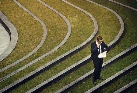 punctuality: La puntualidad cita de negocios que controla Concept Foto de archivo