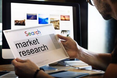 Información concepto de Análisis de Investigación de Mercado