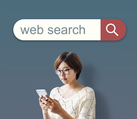 web browser: Web Search Engine Browser Find Looking Concept