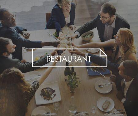 kulinarne: Restaurant Buffet Cafeteria Cuisine Culinary Concept