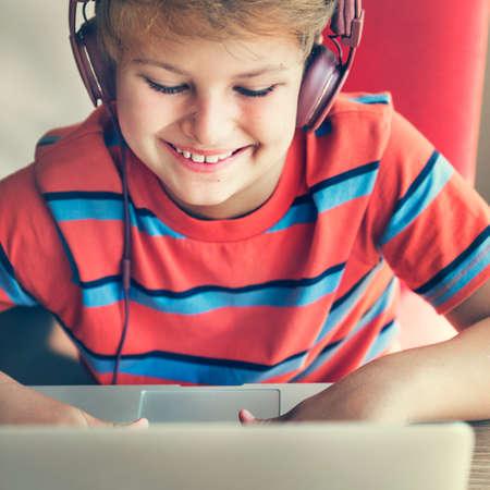 hobby: Boy Gaming Hobby Holiday Concept