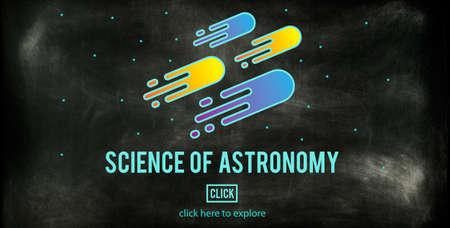 astronomy: Science of Astronomy Exploration Nebular Concept