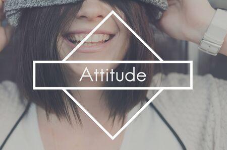 ethnics: Attitude Ethnics Ideas Reaction Thinking View Concept