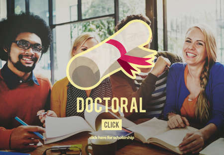 doctoral: Doctoral Learning Study Knowledge Insight Concept